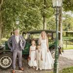 Romantische trouwfoto, huwelijksfotograaf Peter Russchen