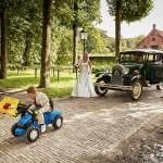 Trouwen in Uithuizen, huwelijksfotograaf Peter Russchen