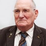 Portretfoto van een oudere