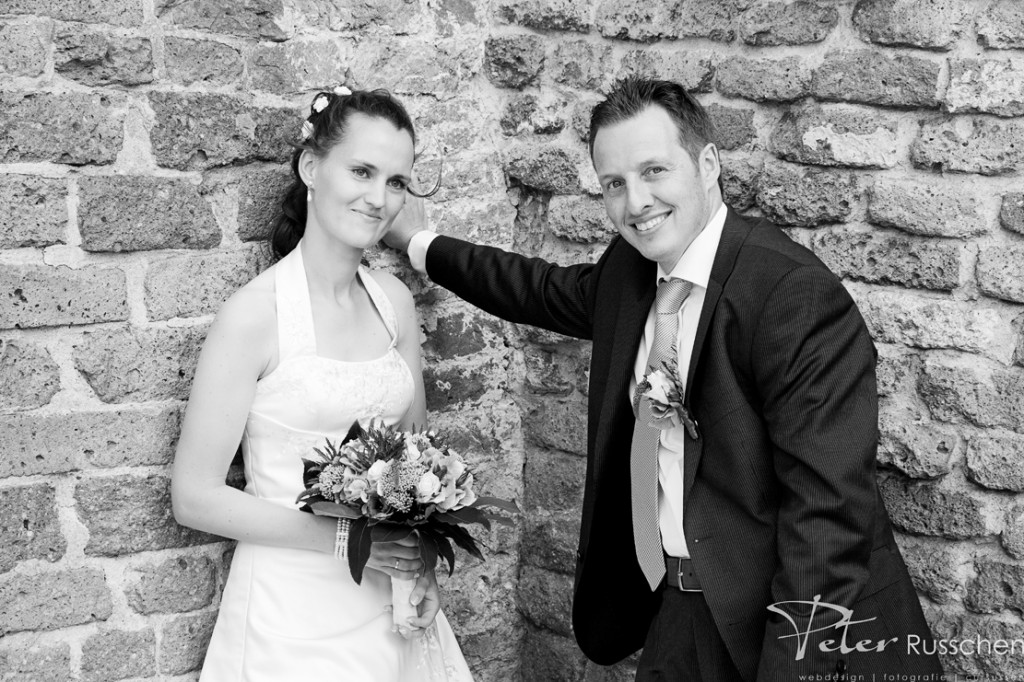 Huwelijksreportage Jan-Hendrik en Lianne
