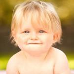 Portretfoto van een kind