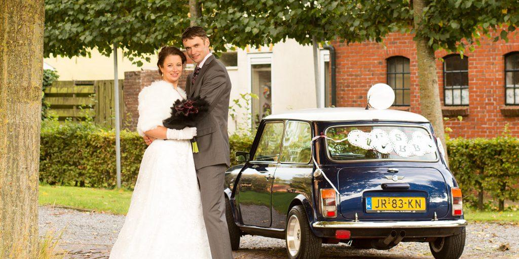 Bruidsfotografie in Bedum, Groningen