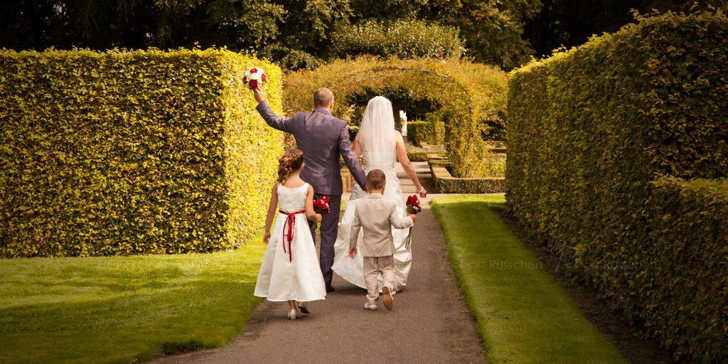 Bruidsfotografie Menkemaborg